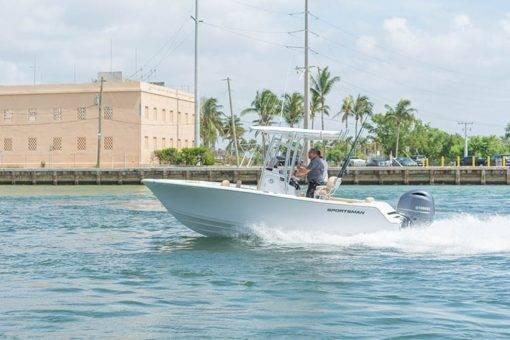 2021 Sportsman Open 212 For Sale | Custom Marine | Statesboro Savannah GA Boat Dealer_1