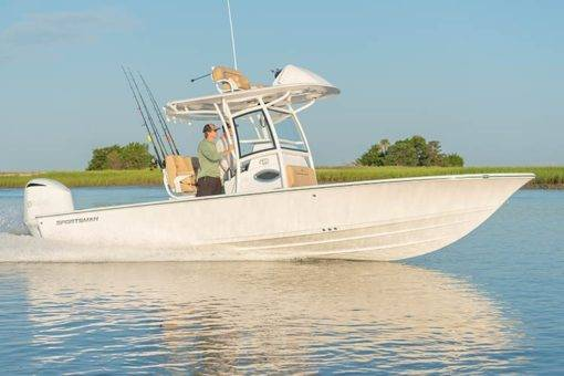 2021 Sportsman Masters 247 For Sale | Custom Marine | Statesboro Savannah GA Boat Dealer_1