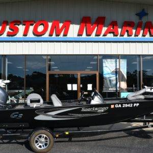 2019 G3 1710 Sportsman For Sale | Custom Marine | Statesboro Savannah GA Boat Dealer_1
