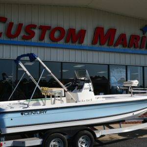 2007 Century 2202 Inshore For Sale | Custom Marine | Statesboro Savannah GA Boat Dealer_1