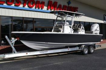 2021 Sportsman Masters 267OE For Sale   Custom Marine   Statesboro Savannah GA Boat Dealer_2