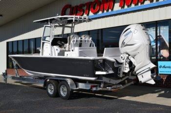 Sportsman Masters 267OE For Sale   Custom Marine   Statesboro Savannah GA Boat Dealer_3