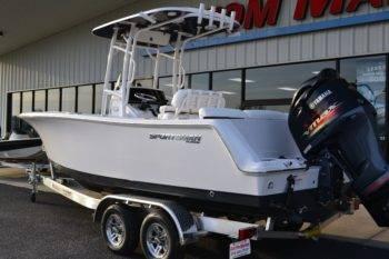Sportsman Heritage 231 For Sale | Custom Marine | Statesboro Savannah GA Boat Dealer_3