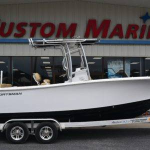 2021 Sportsman Heritage 231 For Sale | Custom Marine | Statesboro Savannah GA Boat Dealer_1