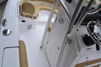Sportsman Heritage 231 For Sale | Custom Marine | Statesboro Savannah GA Boat Dealer_10