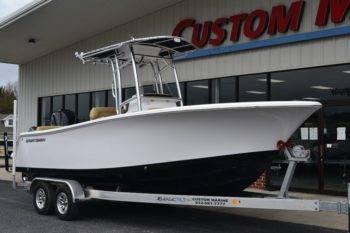2021 Sportsman Heritage 231 For Sale | Custom Marine | Statesboro Savannah GA Boat Dealer_2