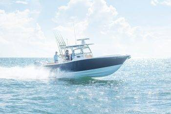 2021 Sportsman Open 302 For Sale | Custom Marine | Statesboro Savannah GA Boat Dealer_1