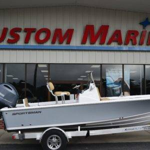 2021 Sportsman Masters 207 For Sale | Custom Marine | Statesboro Savannah GA Boat Dealer_1