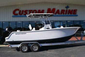 2021 Sportsman Open 242 For Sale | Custom Marine | Statesboro Savannah GA Boat Dealer_1