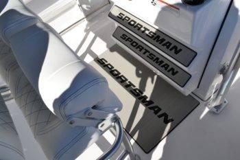 Sportsman Open 242 For Sale | Custom Marine | Statesboro Savannah GA Boat Dealer_10