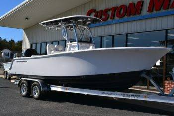 2021 Sportsman Open 242 For Sale | Custom Marine | Statesboro Savannah GA Boat Dealer_2