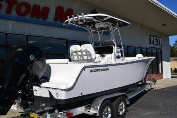 Sportsman Open 242 For Sale | Custom Marine | Statesboro Savannah GA Boat Dealer_3
